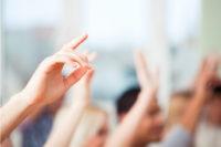 vote à main levée en assemblée générale de copropriétaires