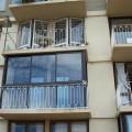 balcon ferme par une veranda