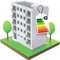 immeuble et son étiquette de performance énergétique