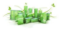 ville écologique verte