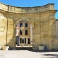 ville d'istres, la porte d'Arles