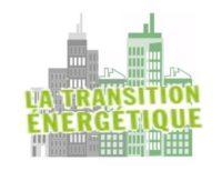 immeubles verts et texte transition energetique