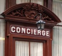loge de concierge