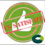 CoproConseils tampon conseil syndical satisfait sur icône pouce vers le haut
