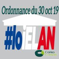 Ordonnance du 30 octobre portant réforme du droit de la copropriété - loi ELAN - commentaires CoproConseils